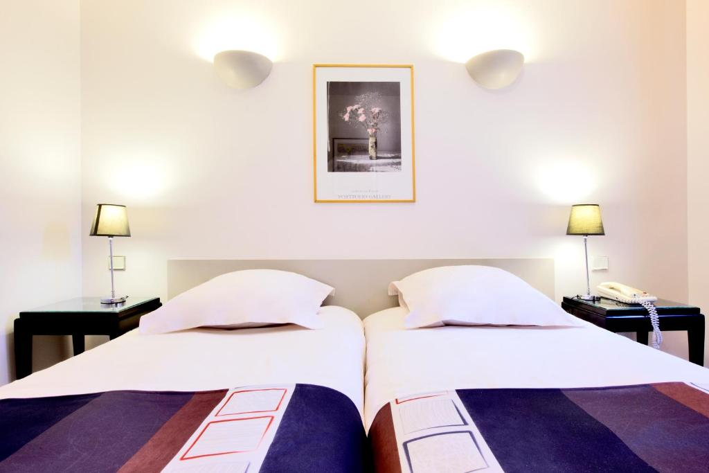 Kyriad nimes centre n mes book your hotel with viamichelin for Hotels nimes