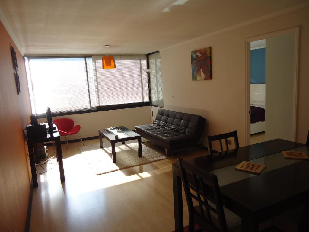 Catalina Apartments - Starting from 120 USD - Hotel in Santiago (Chile)