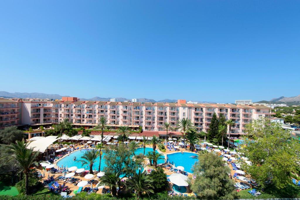 Hotel Alcudia R 233 Servation Hotels Alcudia