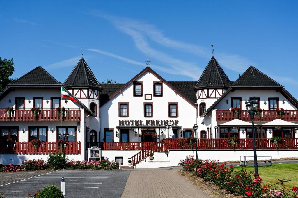 Hotel Freihof In Herford De