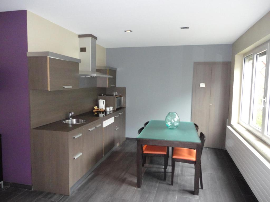 Set In The Centre Of Brussels These Apartments