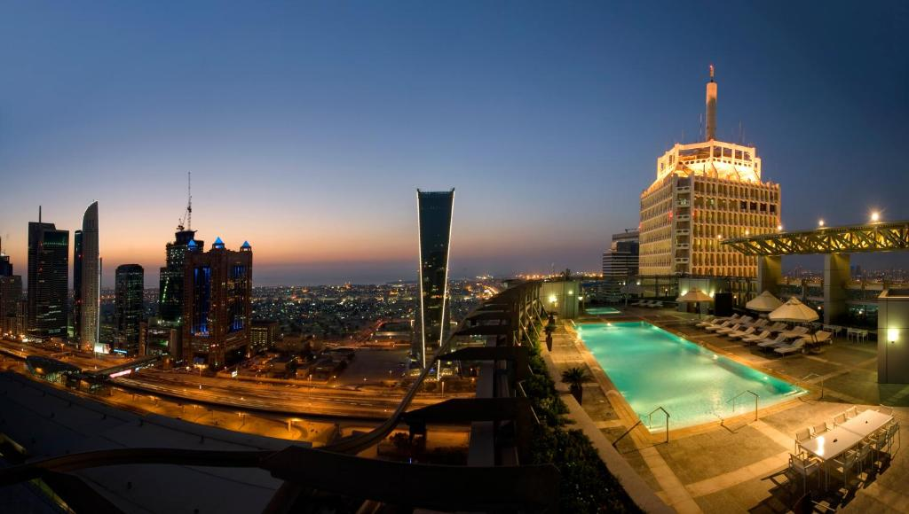 Jumeirah living world trade centre residence suites and hotel next to the world trade centre gumiabroncs Images