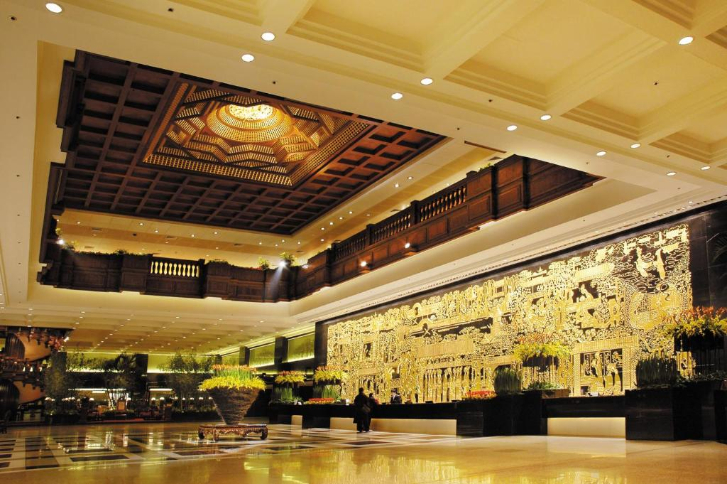 Elegant Just In Front Of Taojin Metro Station (Line 5), The Garden Hotel Guangzhou  ... Good Ideas