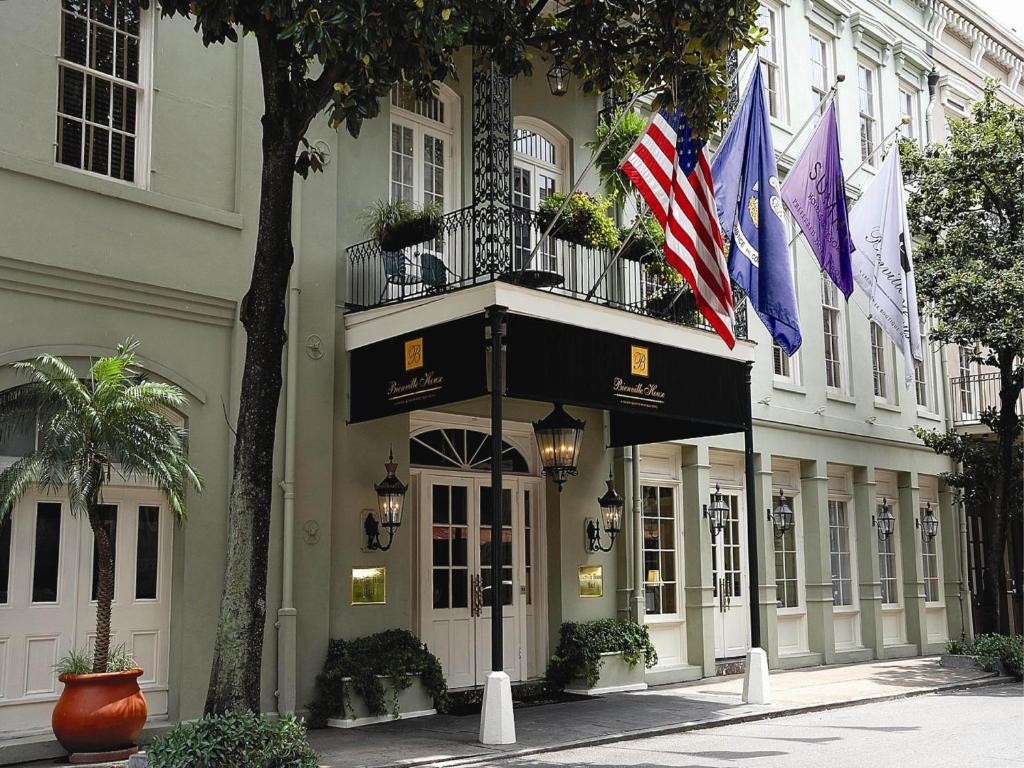 top hotels new orleans louisiana Bienville House Hotel