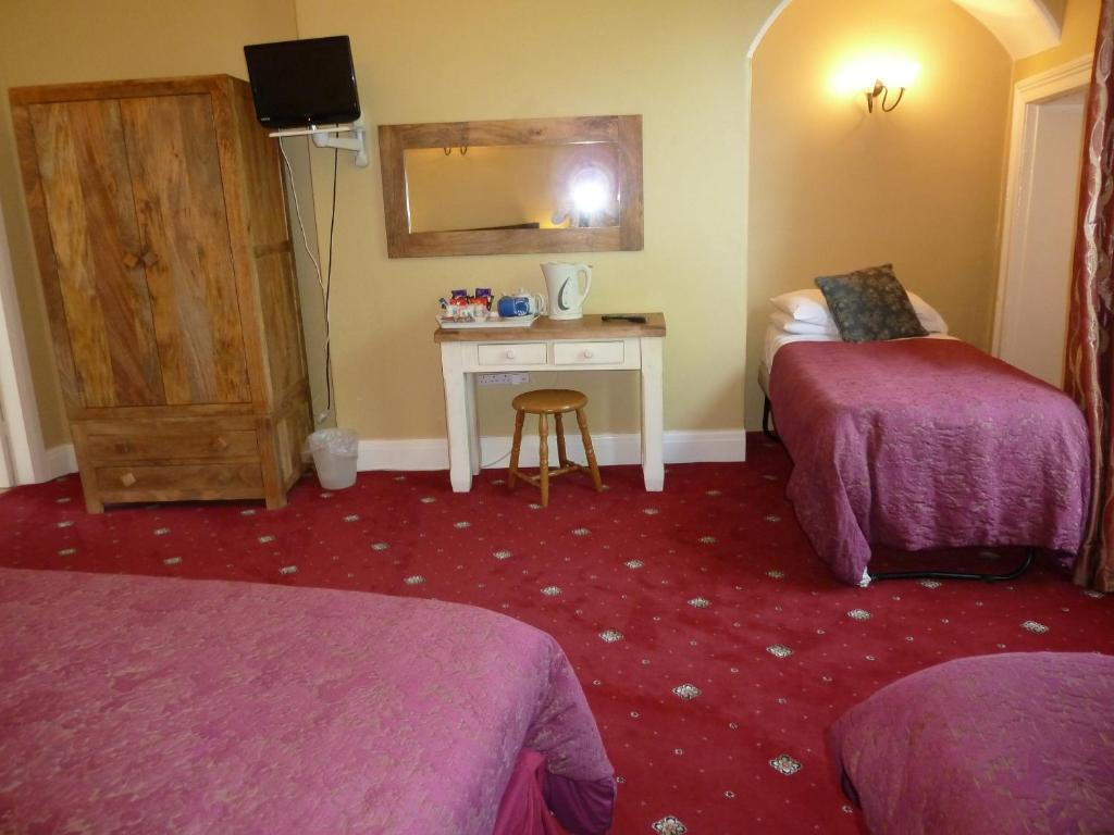 Knavesmire Manor Hotel And Leisure Starting From 53 Gbp Hotel In