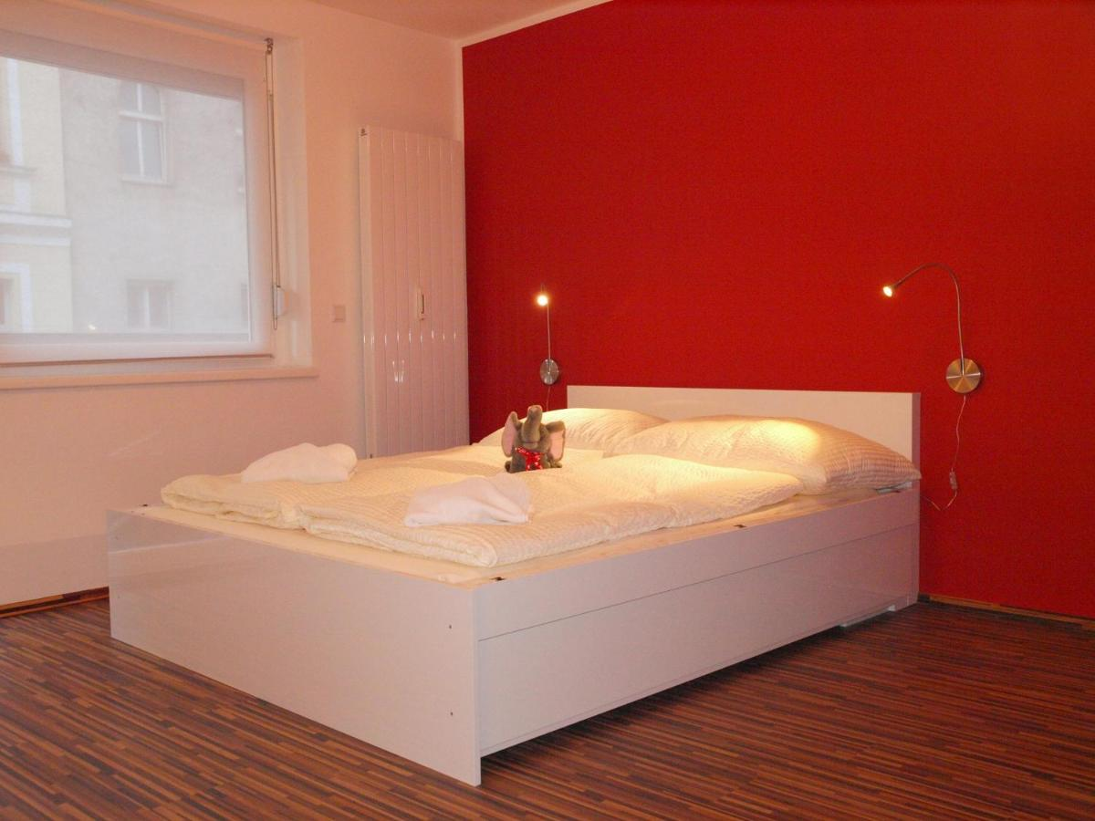 Studio-Apartment Augarten, Vienna