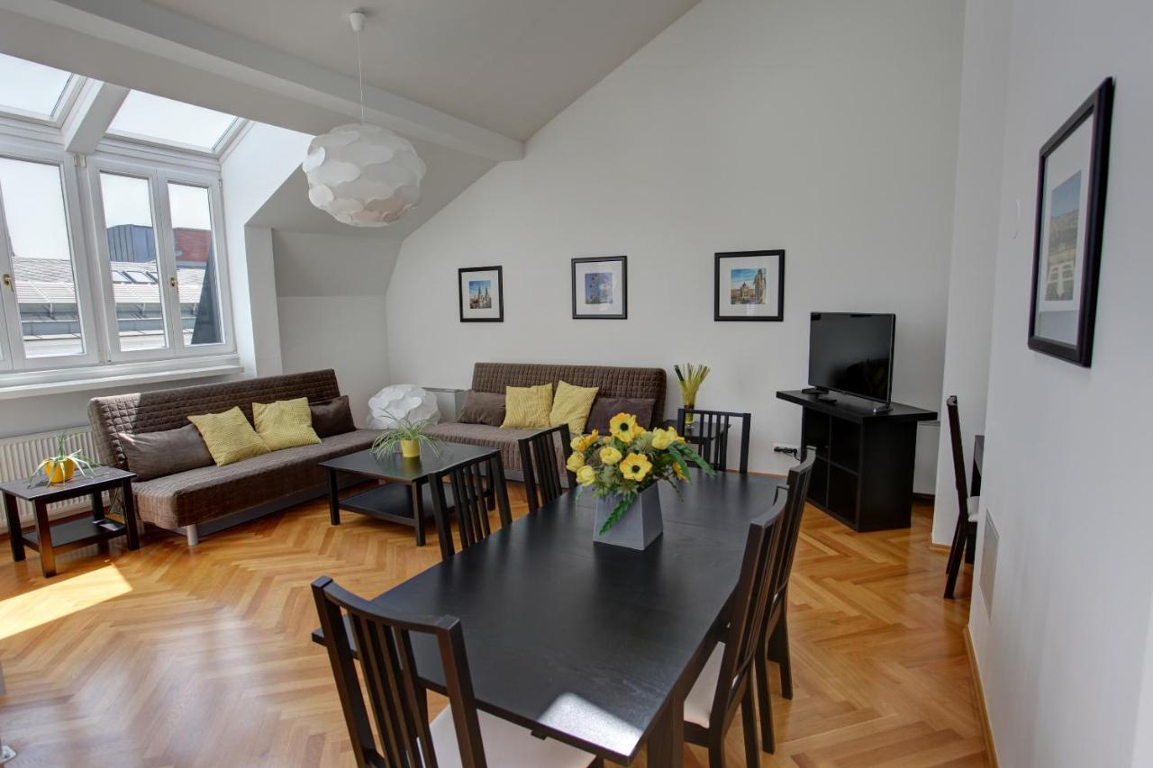 Gasser Apartments - Altstadt City Center, Vienna