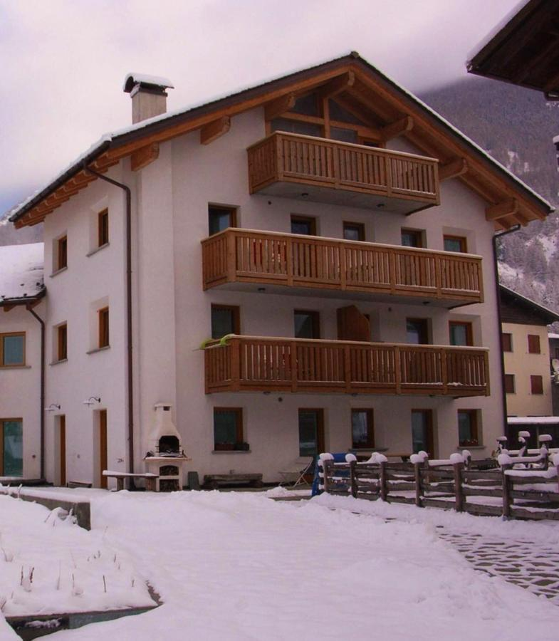 Casa Betty, Bormio