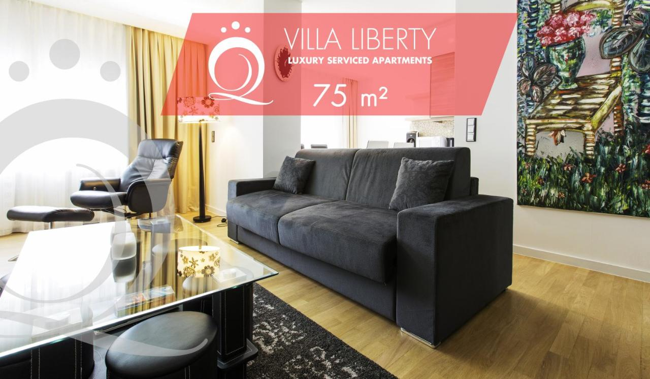 The Queen Luxury Apartments - Villa Liberty, Luxembourg
