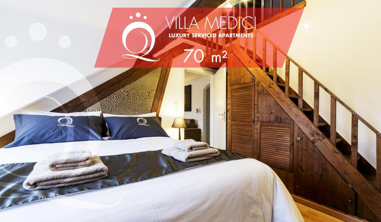 The Queen Luxury Apartments - Villa Medici, Luxembourg