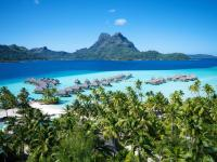 Bora Bora Pearl Beach Resort & Spa, Rezorty - Bora Bora