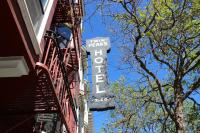Picture of Twin Peaks Hotel/><p class=