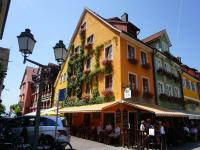 Pension Ins Fischernetz, Guest houses - Meersburg