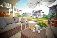 Sunny Terrace - Luxury Apartment in Neptun Park Gdańsk