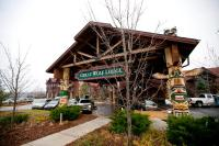 Great Wolf Lodge Traverse City, Kunyhók - Traverse City