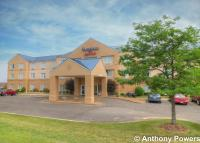 Fairfield Inn Fort Leonard Wood St. Robert, Hotely - Saint Robert