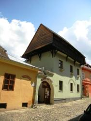 Burg Hostel Sighisoara