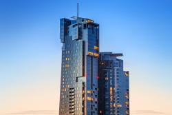 Luxury Rockefeller  Sea Towers Gdynia