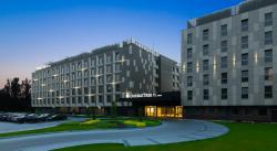 DoubleTree by Hilton Krakow Hotel  Convention Center Kraków