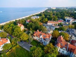 Villa Rosa Apartment  Happy Hours Sopot