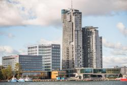 Apartament Adromeda II Sea Towers Gdynia