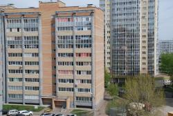Apartment LUKS on Moskovskiy Prospekt 79