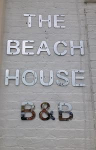 The Beach House in Lowestoft, Suffolk, England