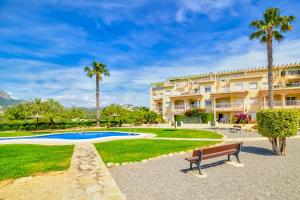 Apartamento Casanova, Apartments  Calpe - big - 18