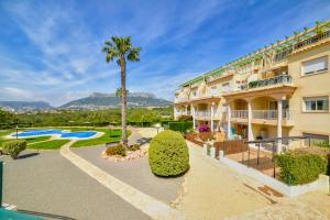 Apartamento Casanova, Apartments  Calpe - big - 13