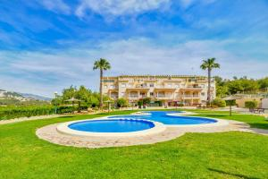 Apartamento Casanova, Apartments  Calpe - big - 3