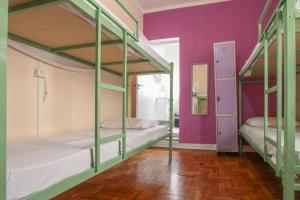 Bed in 6-Bed Female Dormitory Room