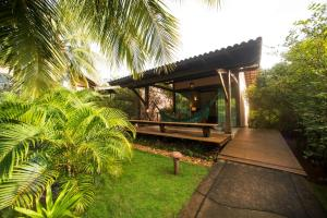 Bungalow with Garden View - Two Double Beds