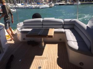 Melyana Yacht, Botely  Beaulieu-sur-Mer - big - 18