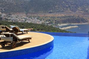 Likya Residence Hotel & Spa - Adults Only, Szállodák  Kalkan - big - 37