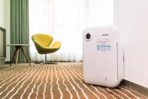 Pure Air Signature Room with Free 4G Pocket Wi-Fi Device