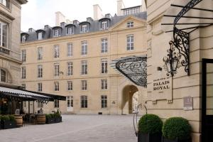 Hotel Grand Hôtel Du Palais Royal, Paris