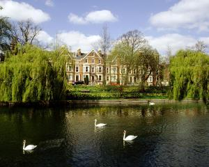 Arundel House Hotel in Cambridge, Cambridgeshire, England