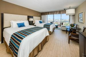 Premium View Double Queen Room with Balcony