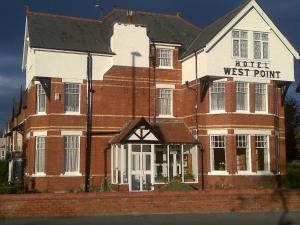 West Point Hotel in Colwyn Bay, Conwy, Wales