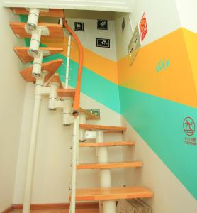 Jinan Sunshine Youth Hostel, Хостелы  Цзинань - big - 35