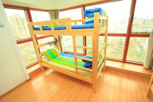 Jinan Sunshine Youth Hostel, Хостелы  Цзинань - big - 17
