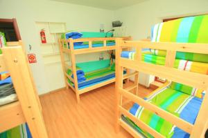 Jinan Sunshine Youth Hostel, Хостелы  Цзинань - big - 19