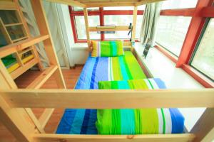 Jinan Sunshine Youth Hostel, Хостелы  Цзинань - big - 20