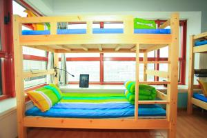 Jinan Sunshine Youth Hostel, Хостелы  Цзинань - big - 21