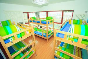 Jinan Sunshine Youth Hostel, Хостелы  Цзинань - big - 23