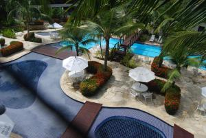 Four-Bedroom Apartment with Pool View - Vila Marlin