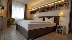 Hotel Residence, Hotely  Bad Segeberg - big - 16