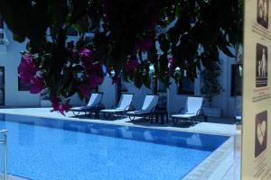 Asmin Hotel Bodrum, Hotels  Bodrum City - big - 55