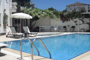 Asmin Hotel Bodrum, Hotels  Bodrum City - big - 56