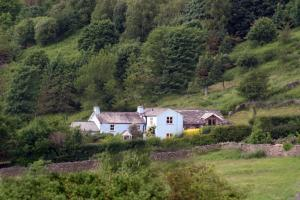 The Blue House Bed and Breakfast in High Newton, Cumbria, England